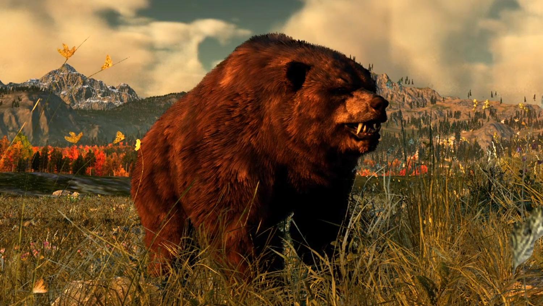 Mortal Online Map - Brown Bear