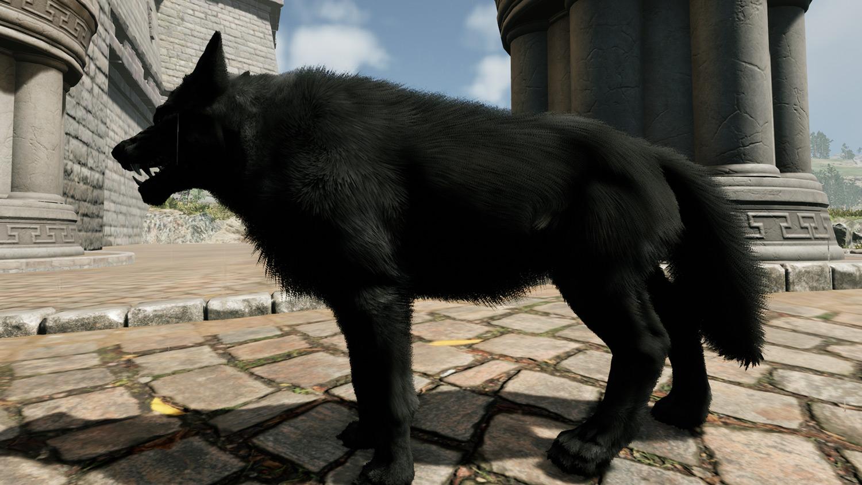 Mortal Online Map - Dire Wolf