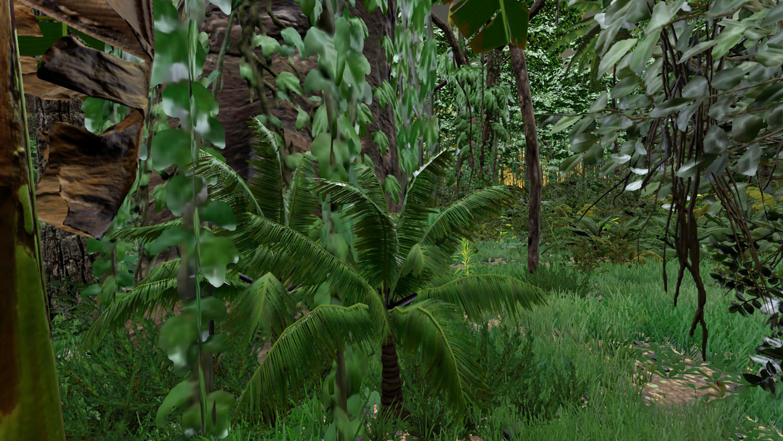 Mortal Online Map - Palm Fruit