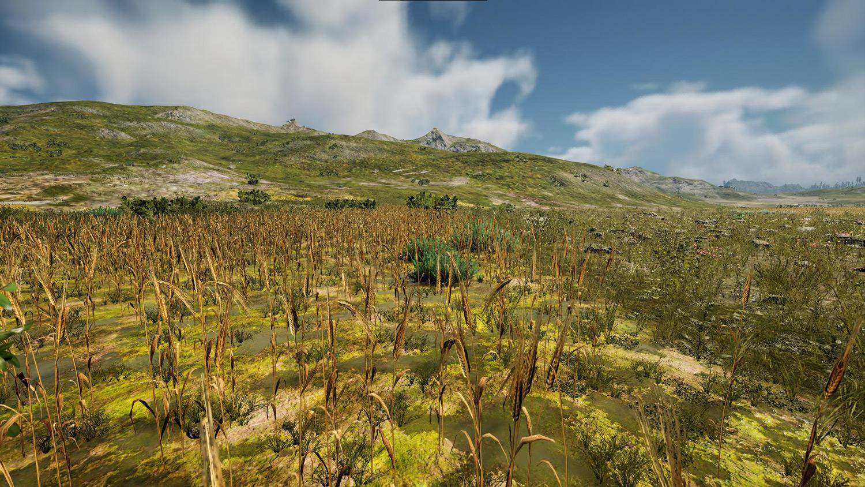 Mortal Online Map - Barley
