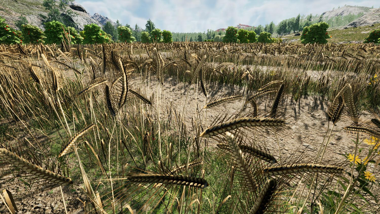 Mortal Online Map - Rye